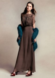 Boleros de piel para vestidos largos